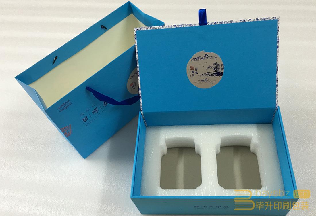 茶叶盒印刷、礼品盒印刷
